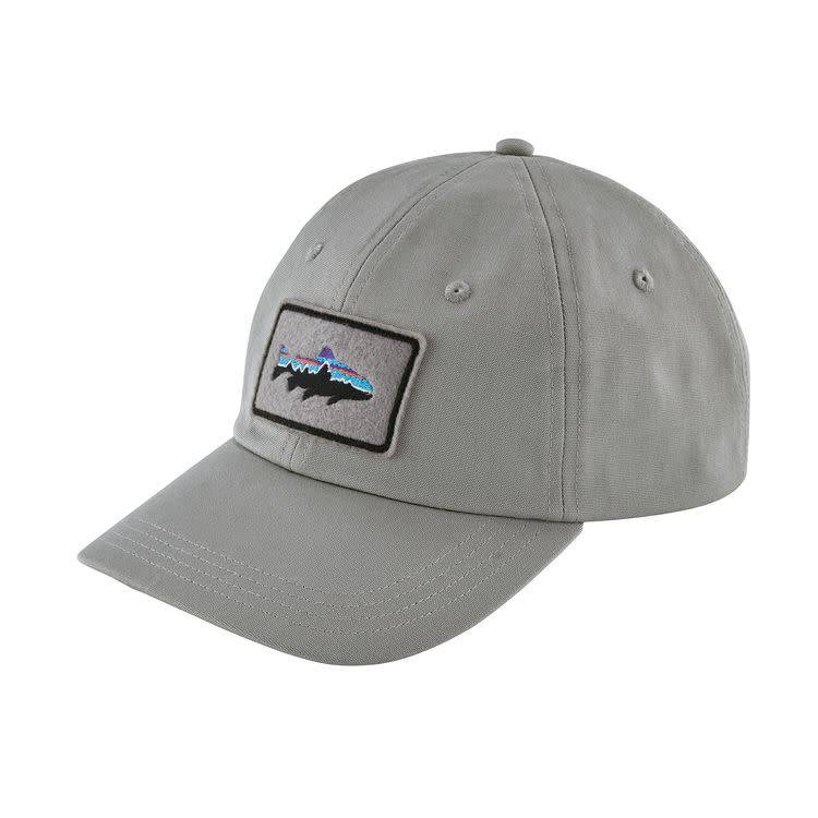 Patagonia Patagonia Fitz Roy Trout Patch Trad Cap Drifter Grey ALL