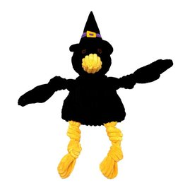 HuggleHounds HuggleHounds Corduroy Halloween Crow 2017