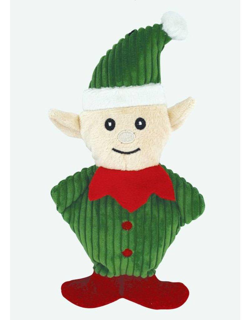 HuggleHounds Huggle Hounds Christmas Plush Corduroy Durable Cookie 2017
