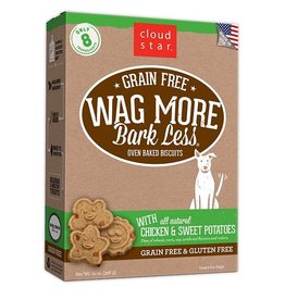 Cloud Star Cloud Star Gluten Free Wag More Bark Less 14 oz