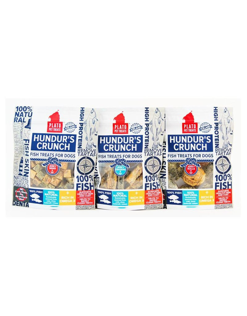 Hundur's Crunch 10 oz Dog Treats
