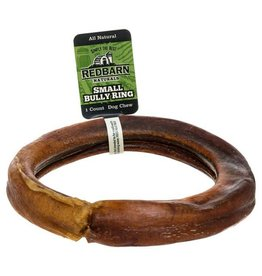 Red Barn Dog Bully Sticks  Small Bully Ring