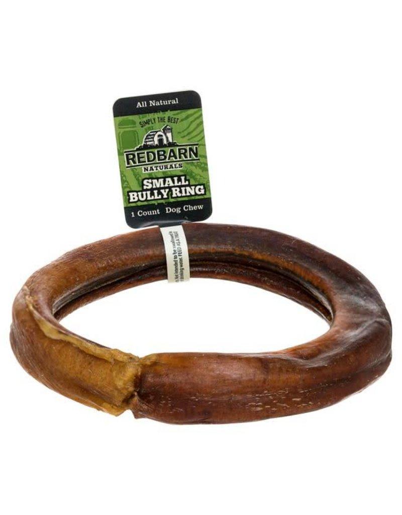 Red Barn Dog Bully Sticks  Small Bully Ring