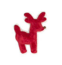 West Paw Design Holiday Tiny Tuff Reindeer