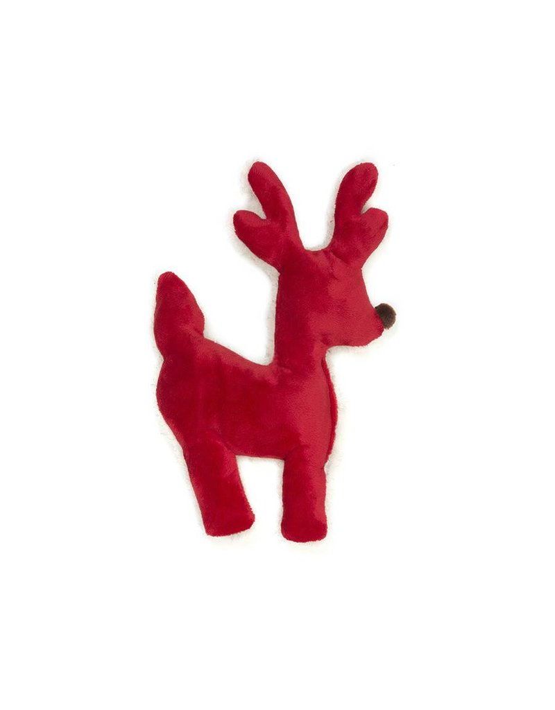 West Paw Design Holiday Ruff-N-Tuff Reindeer