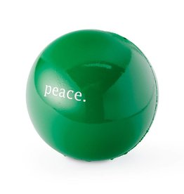 Planet Dog Orbee Tuff Holiday Peace Ball