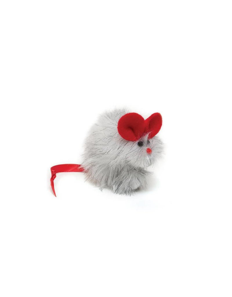 West Paw Design Christmas Cat Toys Field Mouse