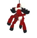 HuggleHounds Huggle Hounds Christmas Santa Moose Knottie 2017