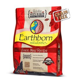 Earthborn Holistic Crunchy Dog Treats 2lb