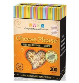 CNN Dog Treats  Cheese Please 7 oz
