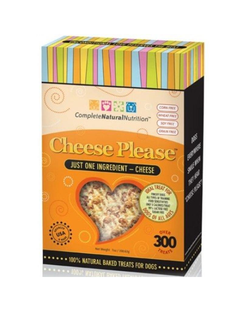 Presidio Natural Pet Co Cheese Please Dog Treats 7 oz