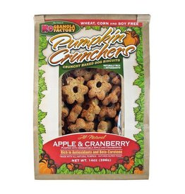 K9 Granola Factory Pumpkin Crunchers 14 oz