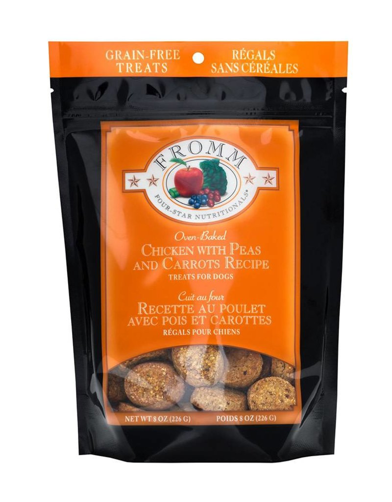 Fromm Crunchy Dog Treats 8 oz