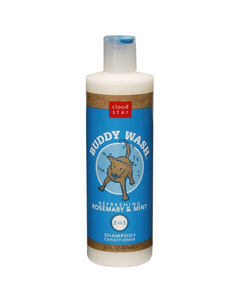 Cloud Star Cloud Star Buddy Wash 16 fl oz Dog Shampoo + Conditioner