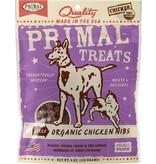 Primal Jerky Organic Chicken Nibs 4 oz