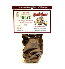 Sam's Yam's Daily's Dog Treats 9 oz