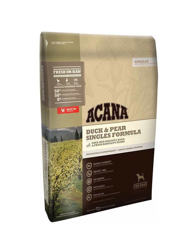 Champion Pet Foods Acana SINGLES 50/50 Dog Kibble 13 lb