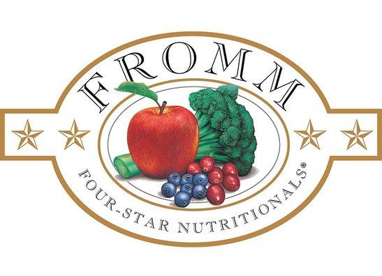 Fromm Four Star Grain In Dog Kibble 15 lbs
