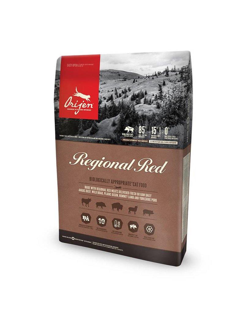 Champion Pet Foods Orijen Cat Kibble 12 lb Regional Red - Boar