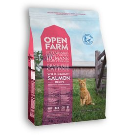 Open Farm Open Farm Gluten Free Cat Kibble 4 lb
