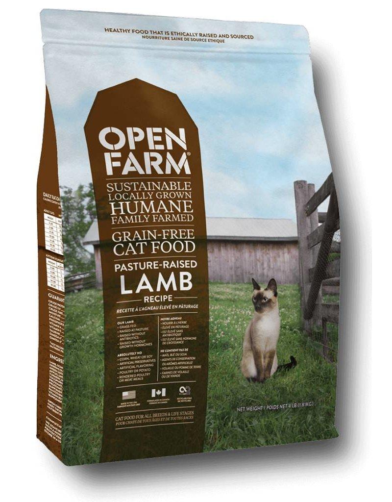 Open Farm Open Farm Gluten Free Cat Kibble 4 lb