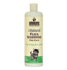Natural Chemistry Flea Shampoo For Cats 16 fl oz