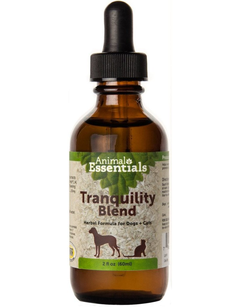 Animal Essentials Tinctures Tranquility Blend 2 oz