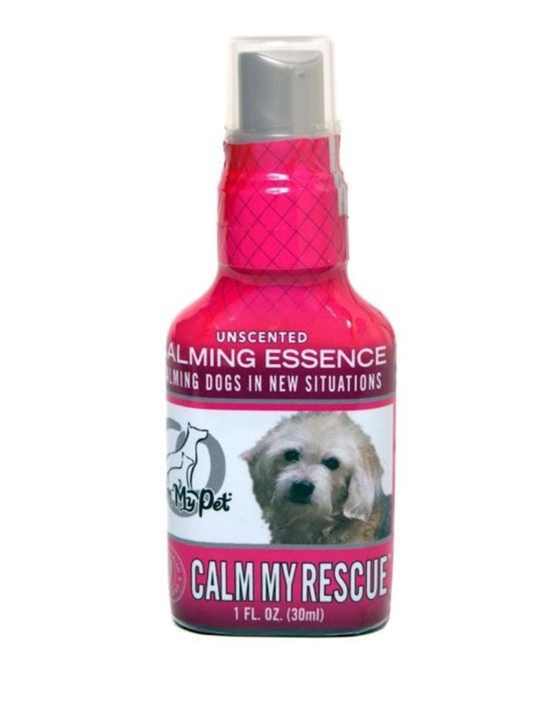 Calm My Pet Calm My Pet  Calm My Rescue 1 oz