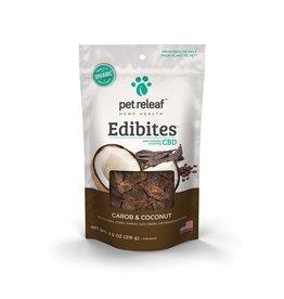 Pet Releaf Pet Releaf Edibites 7.5 oz Carob & Coconut
