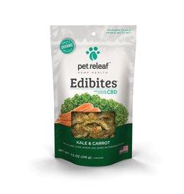 Pet Releaf Pet Releaf Edibites 7.5 oz Kale & Carrot