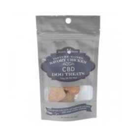 Holistic Hound CBD treats Chicken 7.5 mg Sample