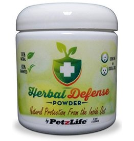 PETZLIFE Herbal Defense Powder 4 oz