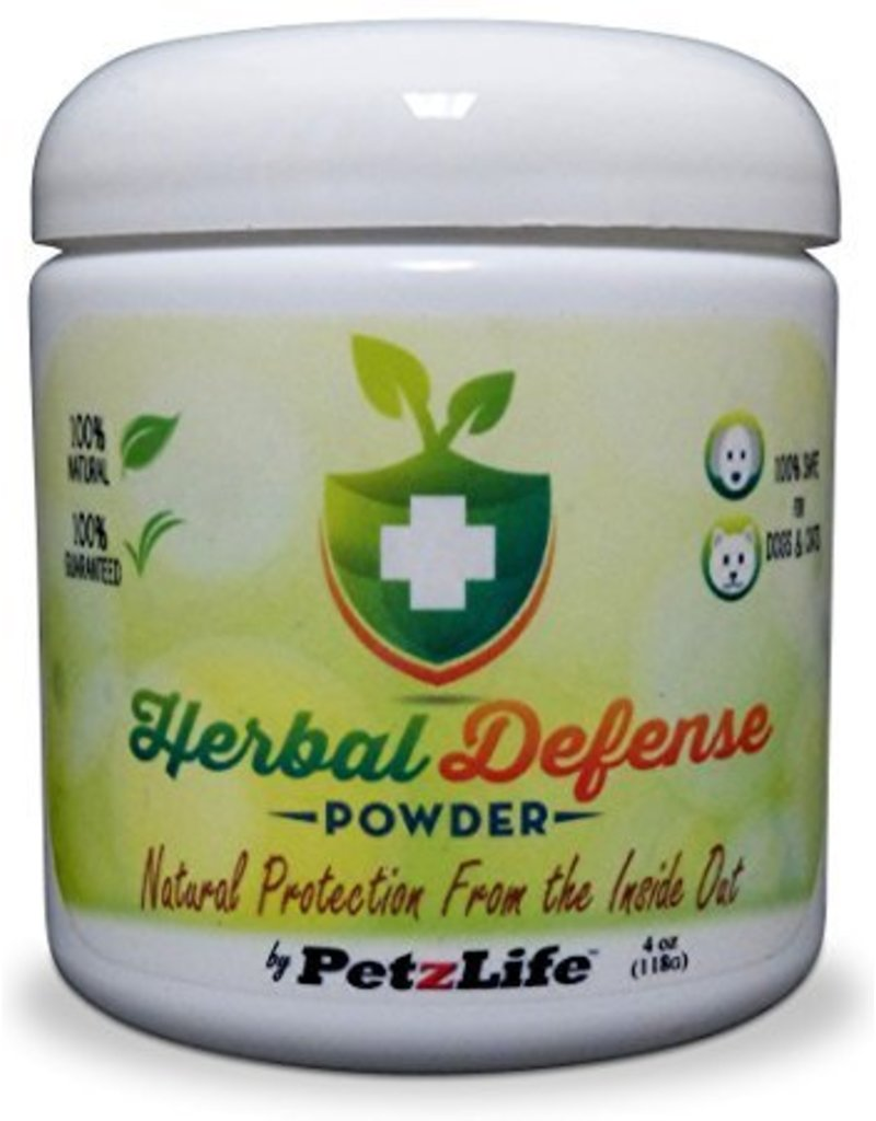 Petzlife PETZLIFE Herbal Defense Powder 4 oz
