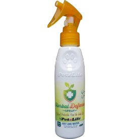 PETZLIFE Herbal Defense Spray 4.5 oz