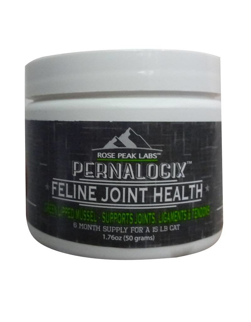 Rose Peak Labs Pernalogix Feline Joint Health 1.76 oz