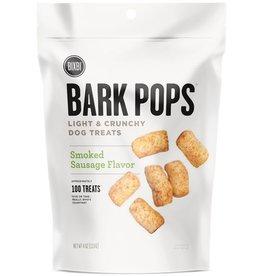 Bixbi Bark Pops 4 oz  Smoked Sausage