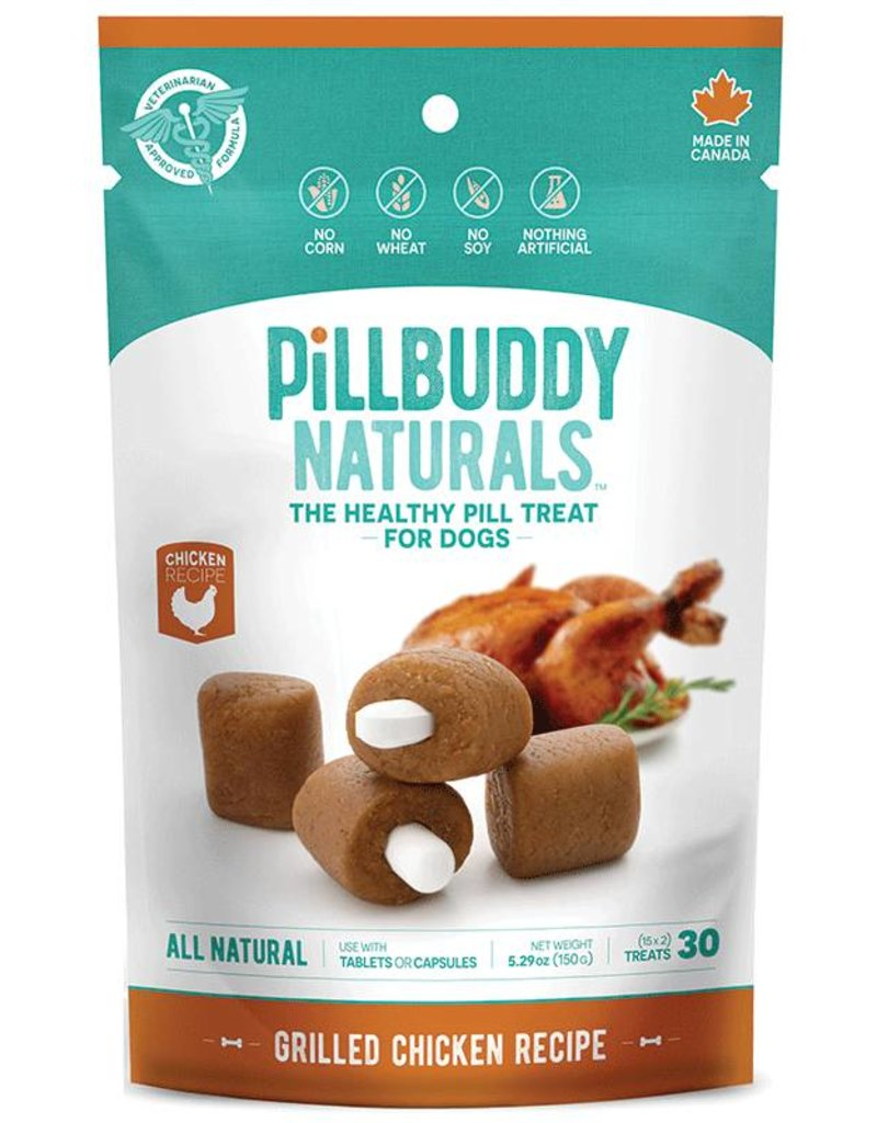 Complete Natural Nutrition Pill Buddy Chicken 30 count