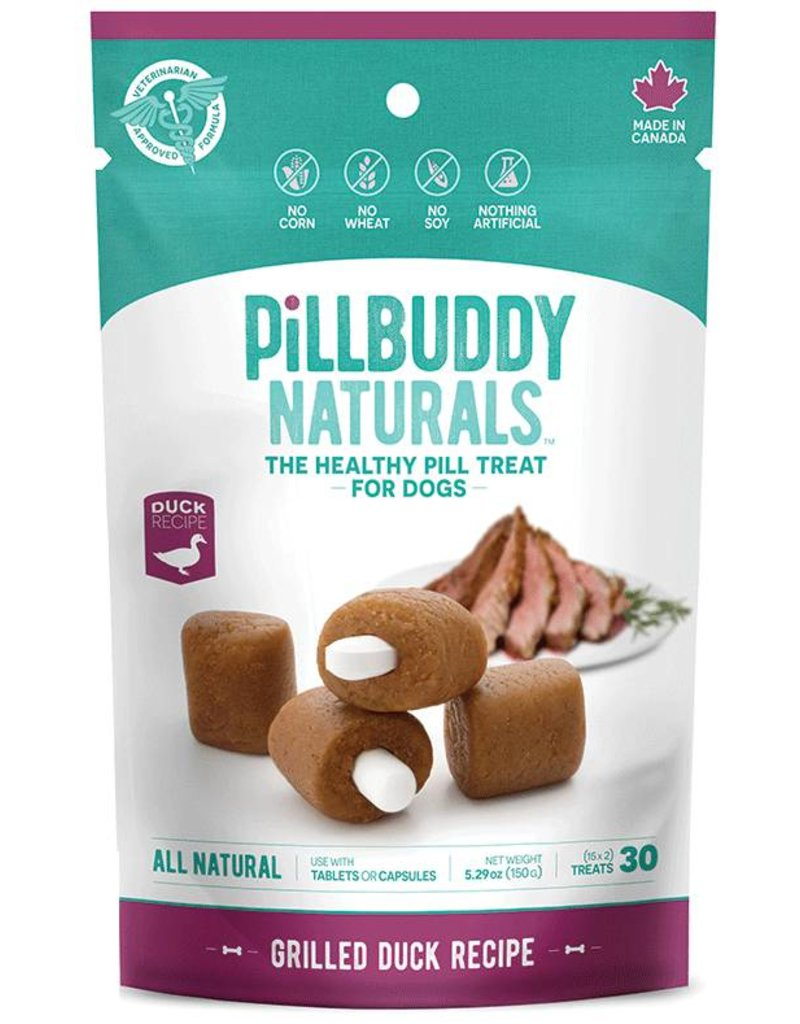 Complete Natural Nutrition Pill Buddy Grilled Duck 30 count