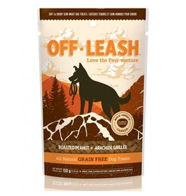 Complete Natural Nutrition OFF LEASH 5.29 oz Roasted Peanut Recipe