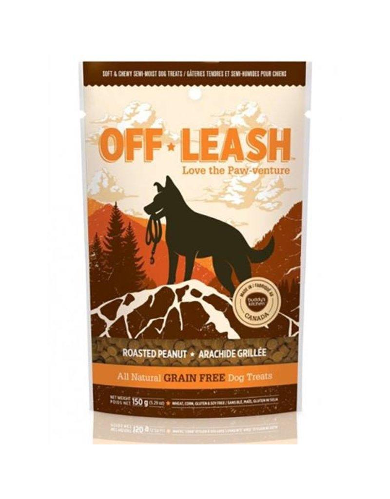 Complete Natural Nutrition OFF LEASH 5.29 oz Roasted Peanut Recipe