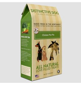 Himalayan Distinctive Dog Treats 14 oz Grain Free Chicken Pot Pie