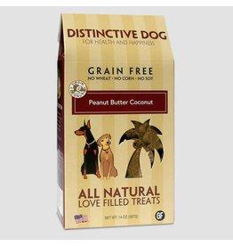 Himalayan Distinctive Dog Treats 14 oz Grain Free Peanut Butter Macaroon