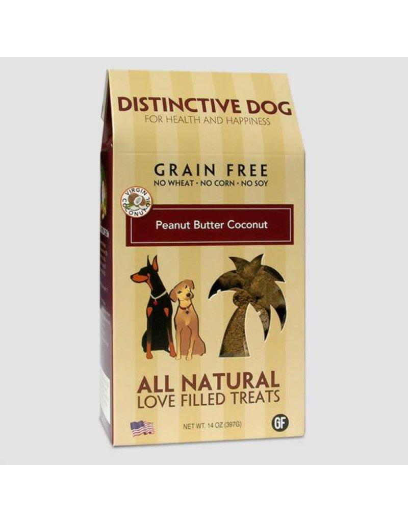 Himalayan Dog Chew Himalayan Distinctive Dog Treats 14 oz Grain Free Peanut Butter Macaroon