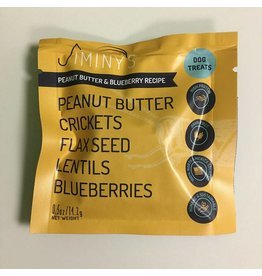 Jiminy's Jiminy's Cricket Treats .5 oz Peanut Butter & Blueberry