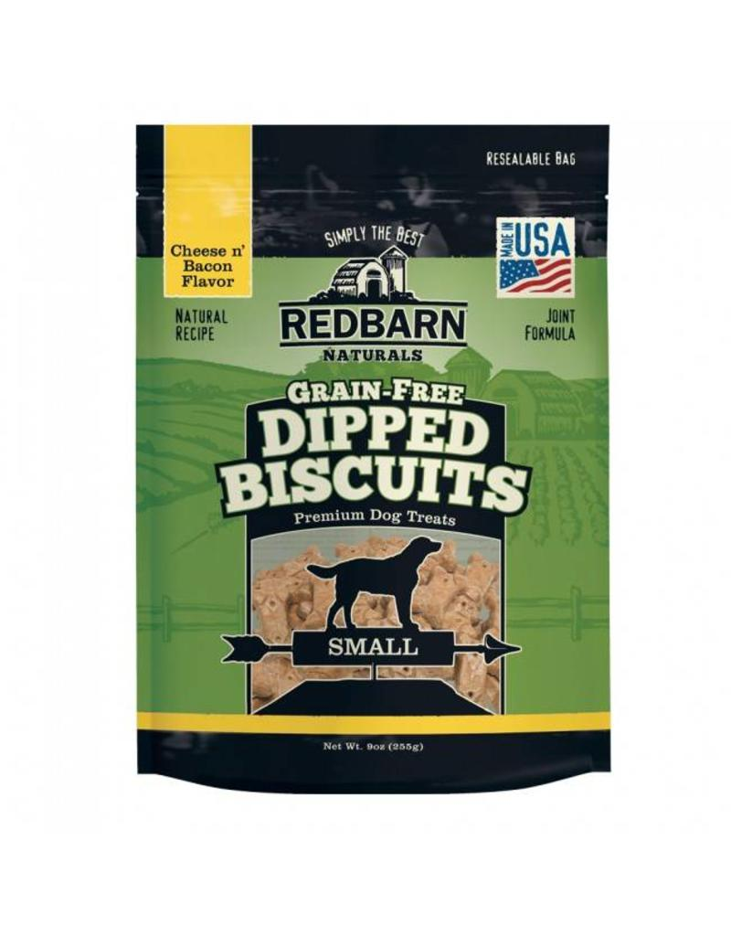 Red Barn Red Barn Dipped Biscuits - Small Cheese & Bacon