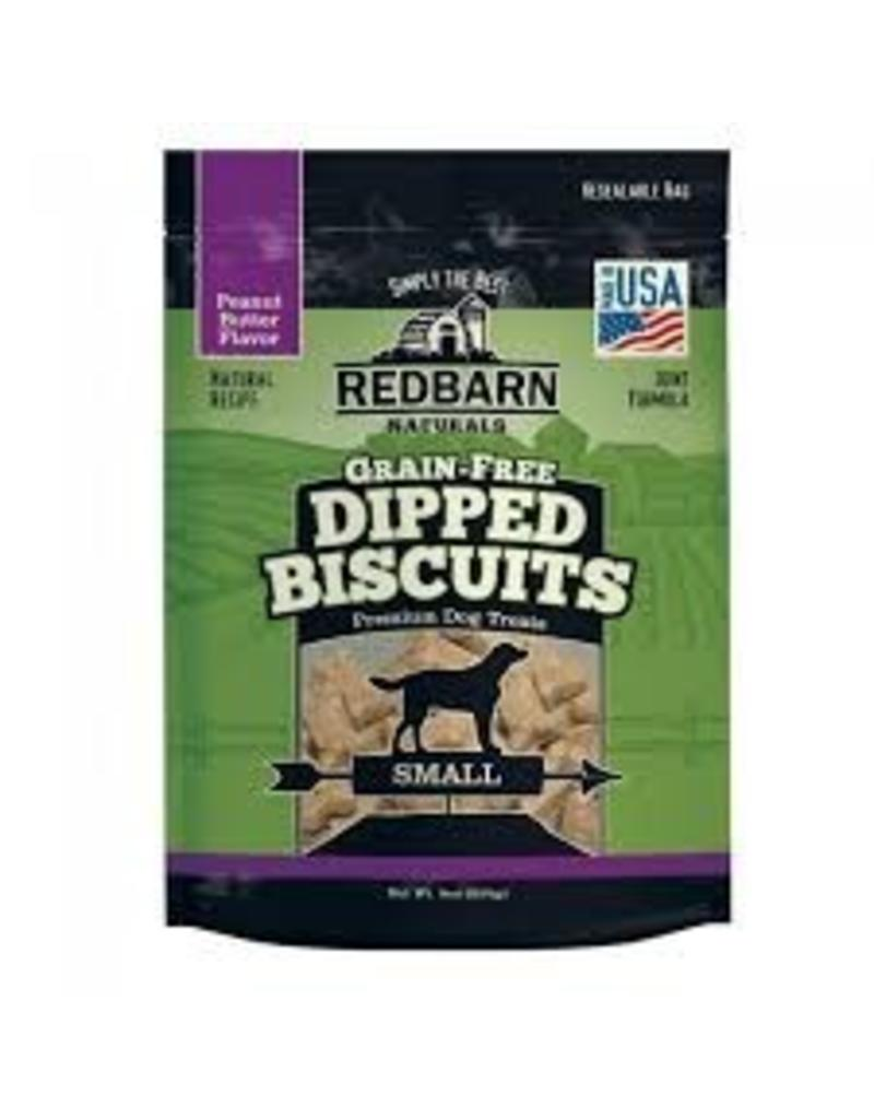 Red Barn Red Barn Dipped Biscuits - Small Peanut Butter