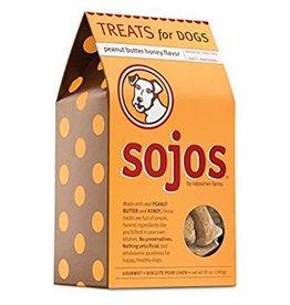 Sojo's Sojos Crunchy Dog Treats 10 oz Peanut Butter & Honey