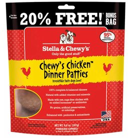 Stella & Chewy's Stella & Chewy's Freeze Dried 20% More Bonus Bags Chicken Dinner