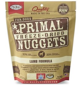 Primal Primal Freeze Dried Dog Nuggets 14 oz Lamb