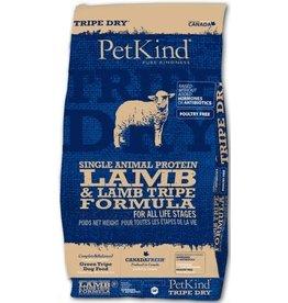 PetKind Dog Kibble Single Animal Protien Lamb 25 lb